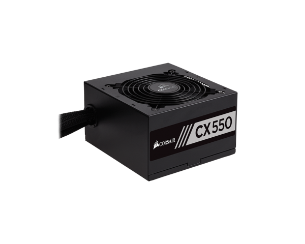 Corsair CX Series CX550 550 Watt 80 PLUS Bronze