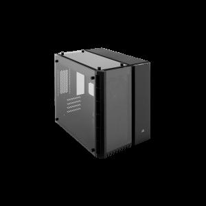 Corsair Crystal Black 280X Tempered Glass Micro ATX