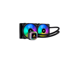 Corsair Hydro Black H100i RGB PLATINUM 240mm