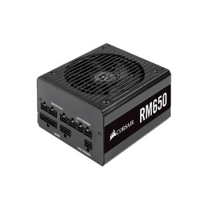 Corsair RM Series RM650 650 Watt 80 PLUS Gold Fully Modular