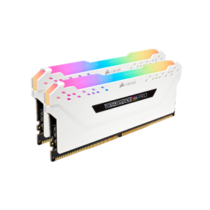 Corsair Vengeance RGB PRO 16GB 2x8GB DDR4 2666MHz White