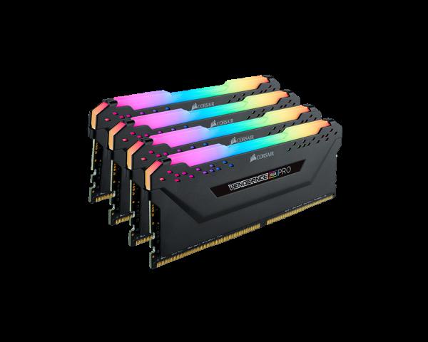 Corsair Vengeance RGB PRO 32GB 4x8GB DDR4 2666MHz