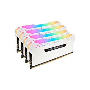 Corsair Vengeance RGB PRO 32GB 4x8GB DDR4 2666MHz White