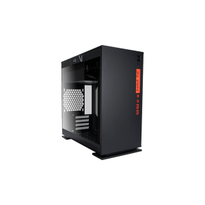 InWin 301 Black Mini Tower Chassis
