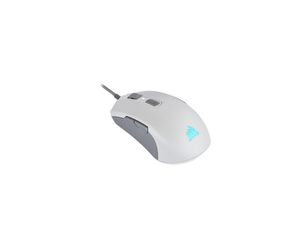 Corsair M55 RGB PRO White Ambidextrou