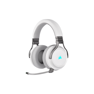 Corsair Virtuoso RGB White Wireless High Fidelity Gaming Headset