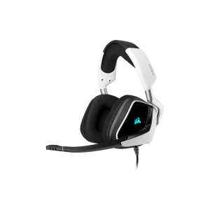 Corsair Void RGB White Elite USB Premium Gaming Headset