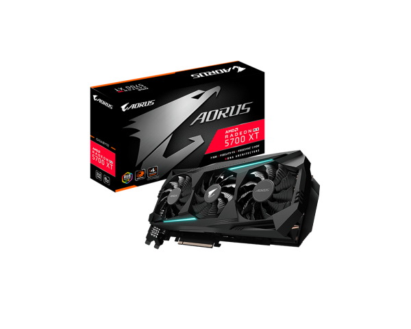 Gigabyte AORUS Radeon RX5700 XT 8G