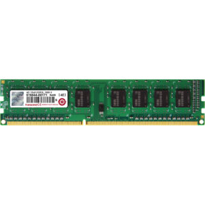 TRANSCEND 4GB DDR3L-1600 LOW VOLTAGE \ DUAL VOLTAGE DESKTOP
