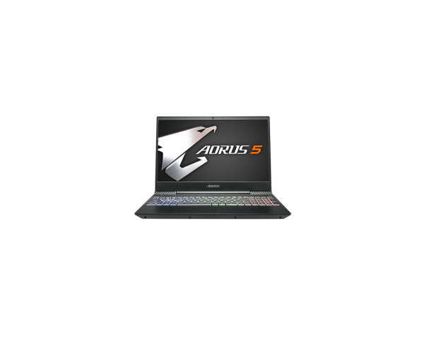 Gigabyte AORUS 5 GTX1650 Dos Gaming Laptop