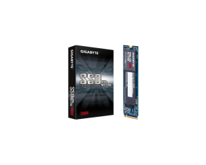 Gigabyte NVMe SSD 256GB