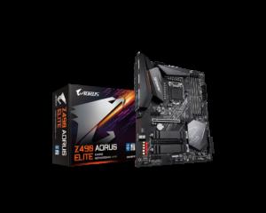 Gigabyte Z490 Aorus Elite