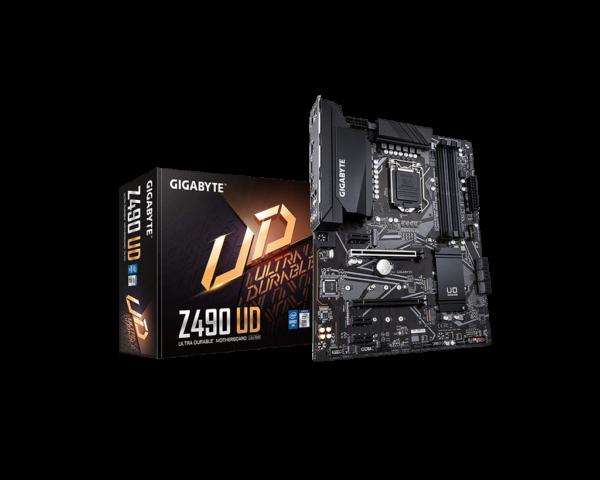Gigabyte Z490 UD