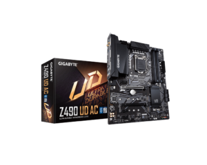 Gigabyte Z490 UD AC