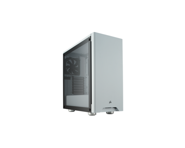 Corsair Carbide 275R White Tempered Glass Mid-Tower