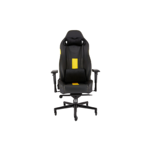 Corsair T2 ROAD WARRIOR Black and Yellow Gaming Chair
