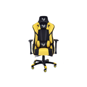 Rogueware Formula Black and Yellow Gaming Chair
