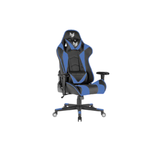 Rogueware Rally Black and Blue Gaming Chair