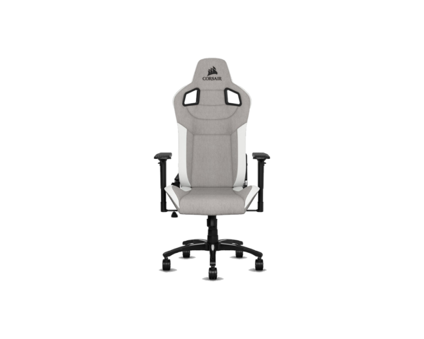 Corsair T3 RUSH Gray White Gaming Chair