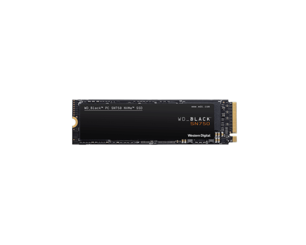 Western Digital Black 1TB SN750 NVME M.2 2280 SSD