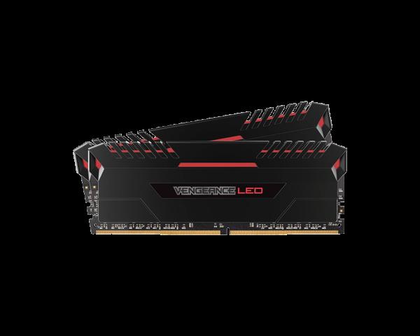 Corsair Vengeance LED 32GB 2x16GB DDR4 DRAM 2666MHz