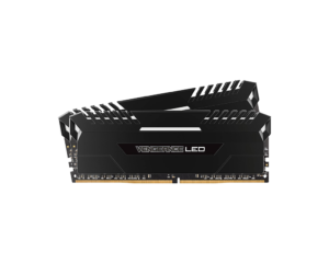 Corsair Vengeance LED 32GB 2x16GB White LED DDR4 DRAM 2666MHz