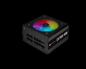 Corair CX Series CX750F RGB 750 Watt 80 Plus Fully Modular