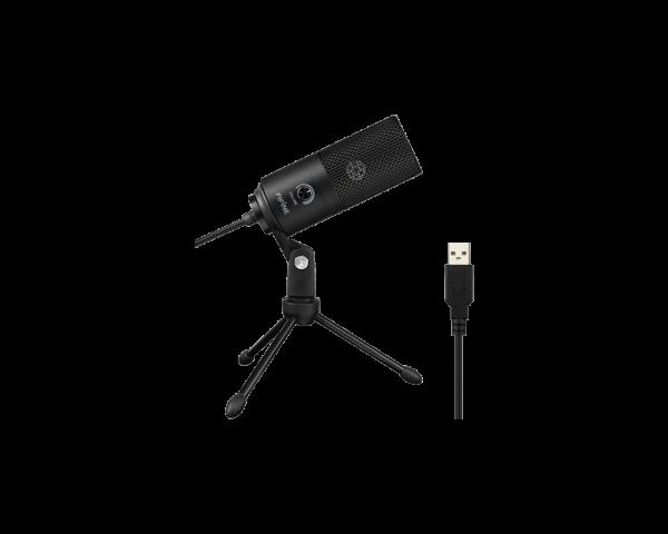 FIFINE K669B Cardiod USB Condenser Microphone With Tripod